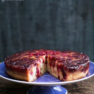 Cranberry Upside Down Cake Recipes