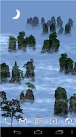 Screenshot of Zenscapes: Tranquil Peaks HD