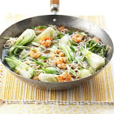 Super-fast Prawn Noodles