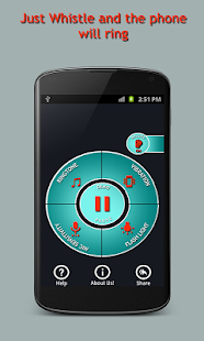 Whistle Phone Finder & Flash - screenshot