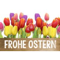Screenshot of Ostersprüche 2014 schöne Grüße