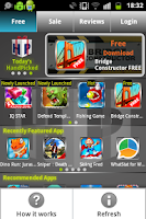 Screenshot of Handpicked Free Apps