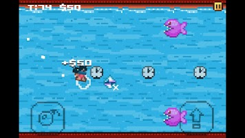 Screenshot of Karate Girl Destruction Run