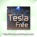 Tesla Sparks Free LWP icon