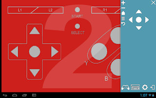 Screenshot of BT Controller