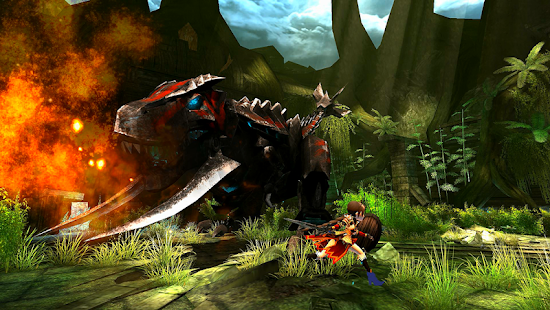 The World II Hunting BOSS apk screenshot