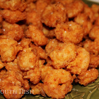 Classic Southern Fried Shrimp