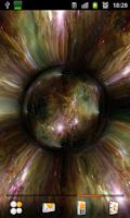 Screenshot of Black Hole Live Wallpaper