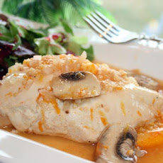 Chicken With Sherry Ala Orange Sauce
