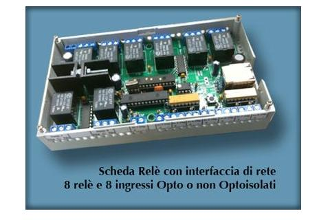 Home Automation Relay I OBoard