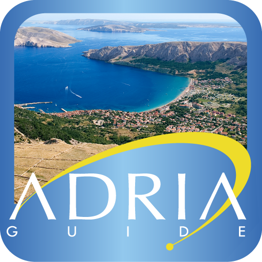 Android aplikacija AdriaGUIDE Baška na Android Srbija