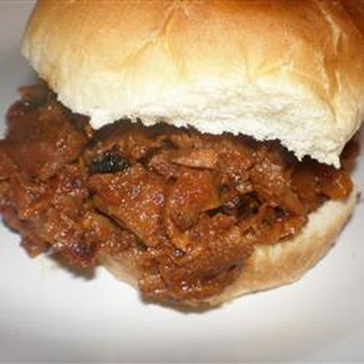 Venison Sloppy Joe
