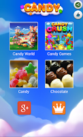 Screenshot of Candy Puzzles