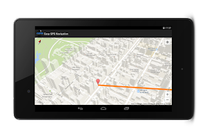 Screenshot of Easy GPS Navigation