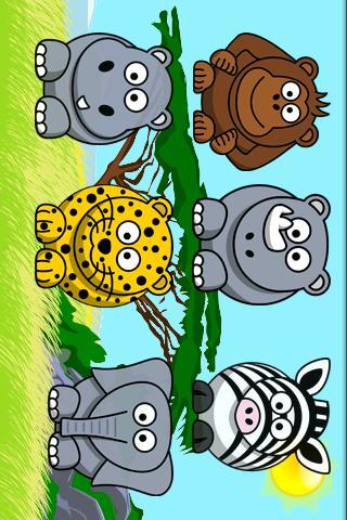 Safari Animal Sounds