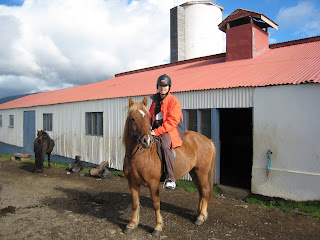 Keith on Icelandic Horse