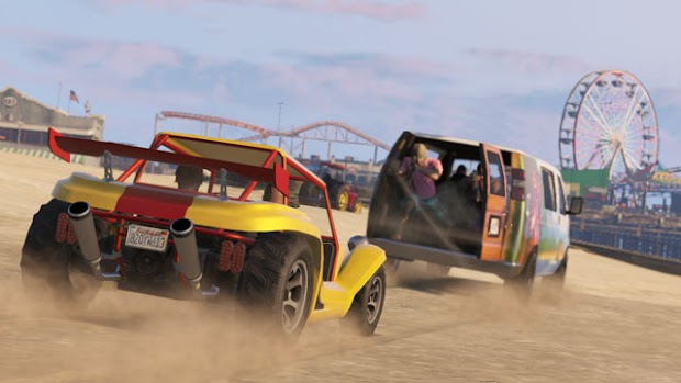 Rockstar promises a continuing evolution of GTA Online
