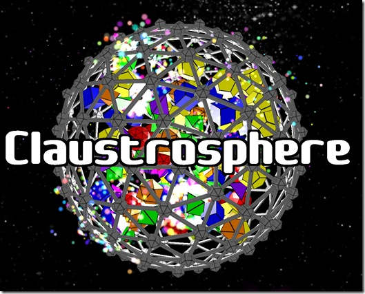 Claustrosphere - BackTitle