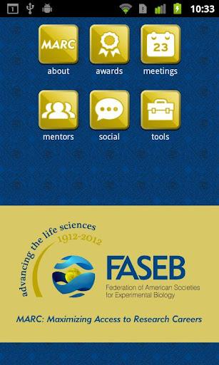 FASEB MARC
