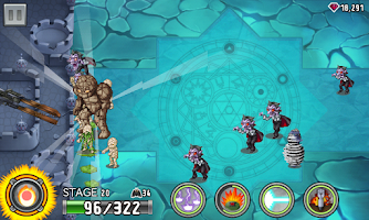 Screenshot of Dragon Monster Defense 2 Games