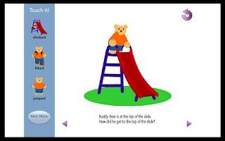 Screenshot of Autism and PDD Grammar Lite