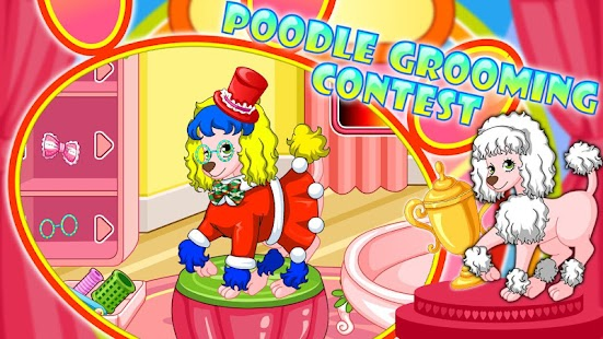 Poodle Beauty Contest - screenshot