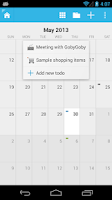 Screenshot of Goby Task To-do List Free