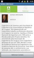 Screenshot of IX Encontro GeneXus Brasil