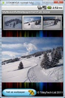 Screenshot of Beautiful Wallpaper Full: Snow
