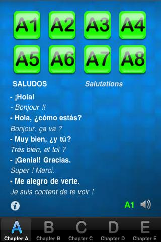Apprenez l'espagnol