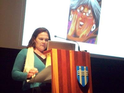 Anna Karlsdóttir gjaldkeri