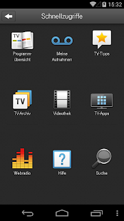 Entertain Remote Control Screenshot