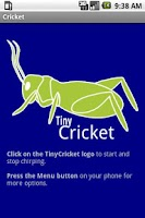 Screenshot of Cricket