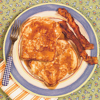 Citrusy French Toast