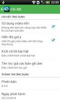 Screenshot of eKaraoke - Karaoke Vietnam