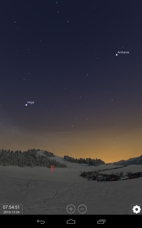 Stellarium Mobile Sky Map Screenshot 7