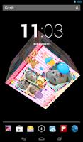 Screenshot of Tự ghép ảnh 3D - hinh nen dong