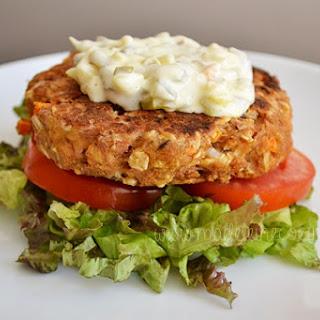 Tuna Hamburgers Recipes
