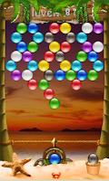 Screenshot of Bubble Magic