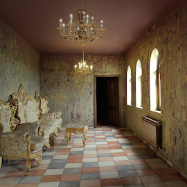 Alice just left the building by Nevski Ivanov - Buildings & Architecture Other Interior ( style, rococo, alice, oz, room )