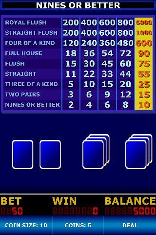 Pick A Pair Poker