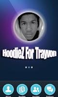 Screenshot of HoodieZ For Trayvon