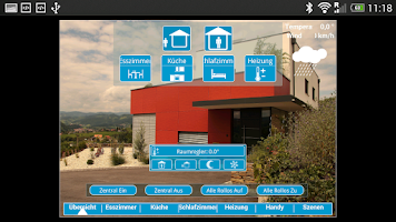 Screenshot of HMI-APP V5