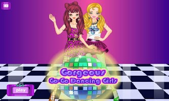 Screenshot of Dancing Girls Sofia