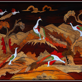 Indian art by Asif Bora - Painting All Painting