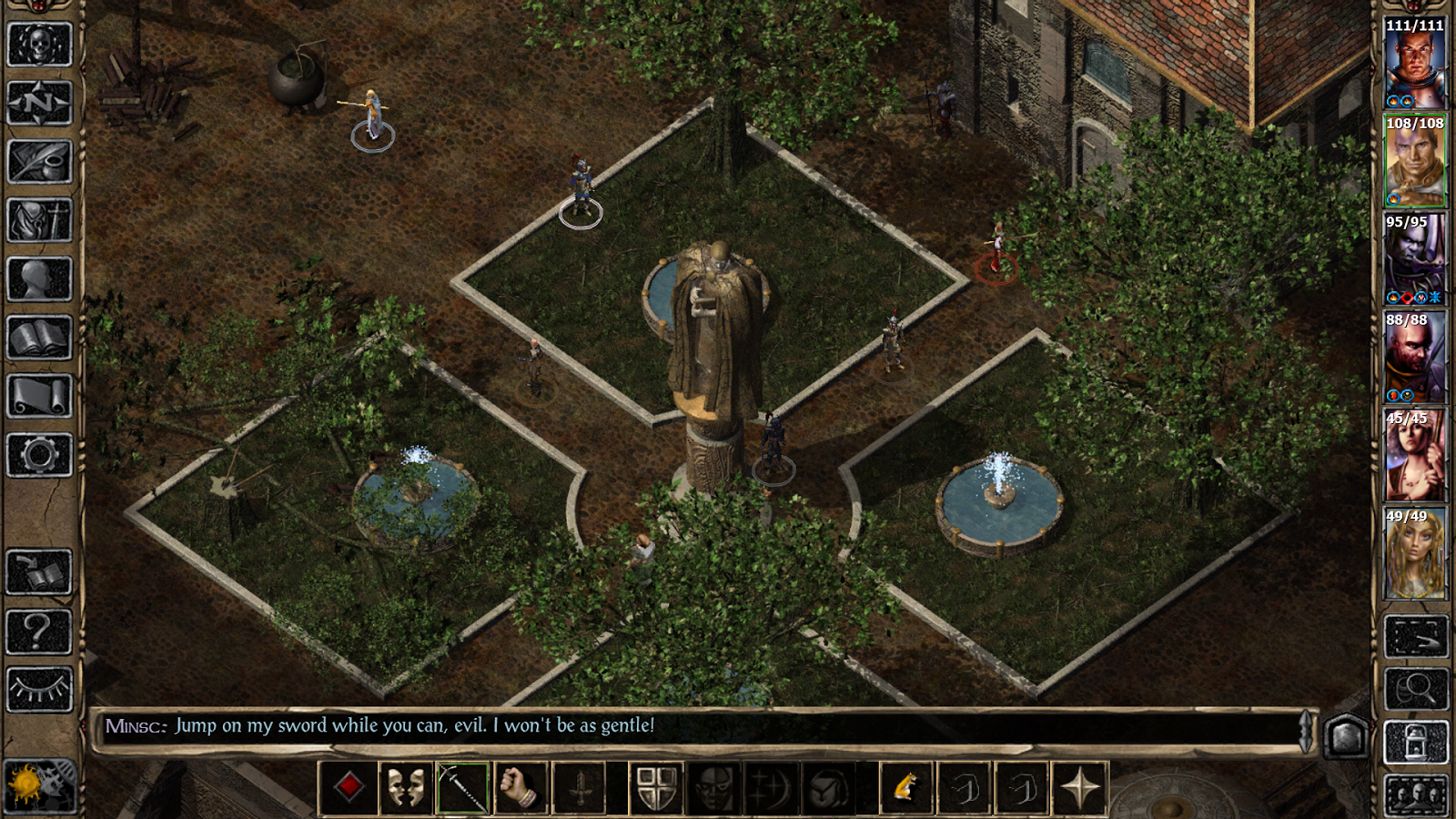 Baldur's Gate II Screenshot 4