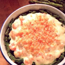 Shrimp and Asparagus Casserole