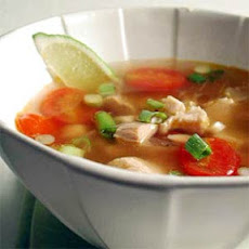 Turkey Caldo Tlalpeno
