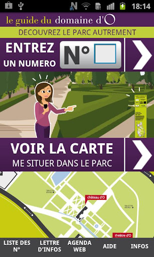 Guide Domaine d'O