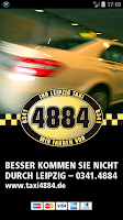 Screenshot of Leipzig Taxi 4884